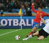 Germany's midfielder Bastian Schweinstei