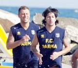 Pre ritiro Parma FC a Ostuni