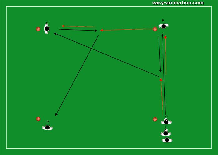 Combinazioni nel quadrato num. 1(2)