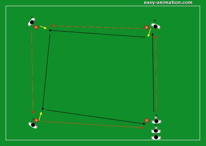 Combinazioni nel quadrato num. 2(2)