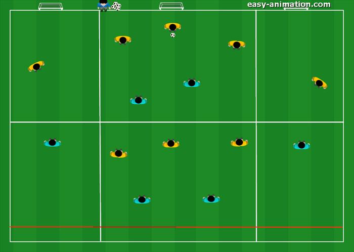 Es. Difensiva Pressing Ultraoffensivo(2)