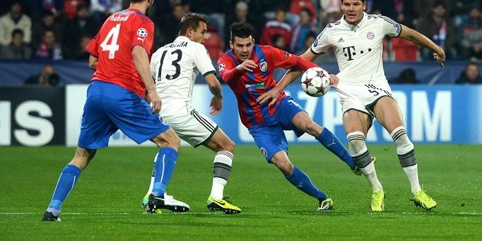 Viktoria-Plzen-Bayern-Monaco