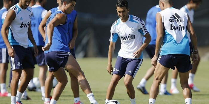 Real-Madrid-Training-Session-And-Press-Conference-1220688