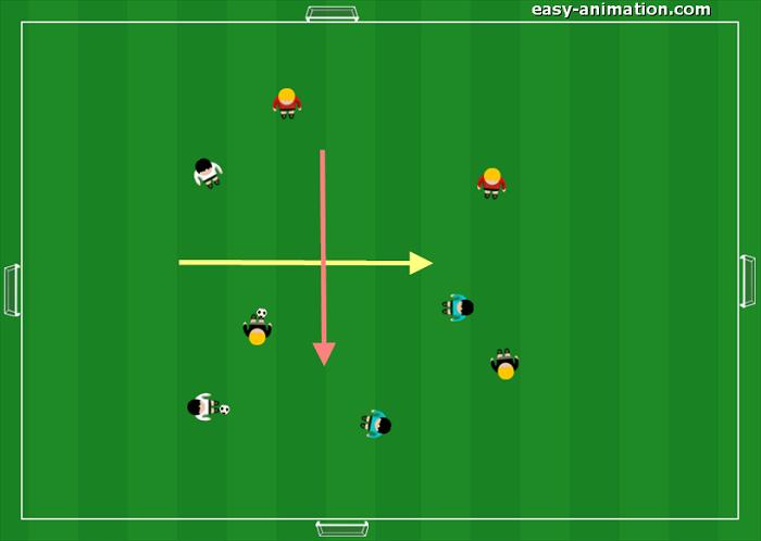 Scuola Calcio Caotic Game