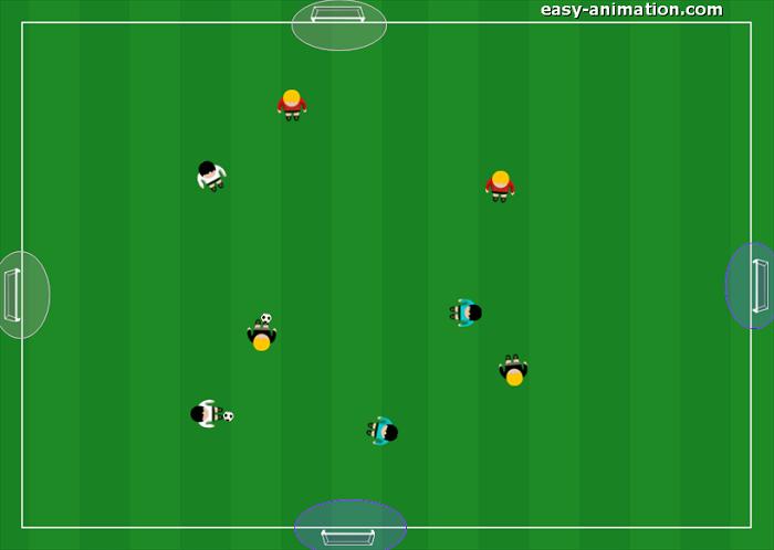 Scuola Calcio Caotic Game(2)
