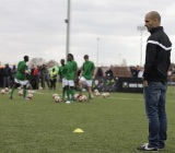 Pep Guardiola Training
