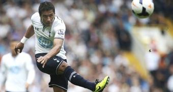 Tottenham's Paulinho