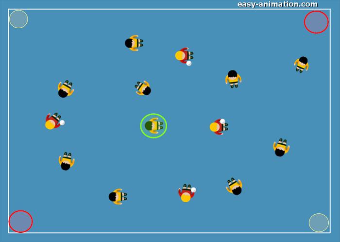 Giochi Orsi contro Pinguini