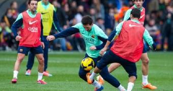 FC+Barcelona+Training+Session+uWdhY-TQPP1l