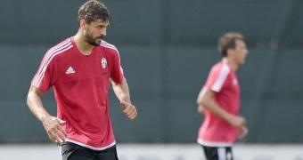 Allenamento Juventus