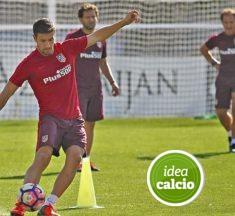 Atletico Madrid + Varianti: Trasmissione & Ricezione nella Figura del Rettangolo