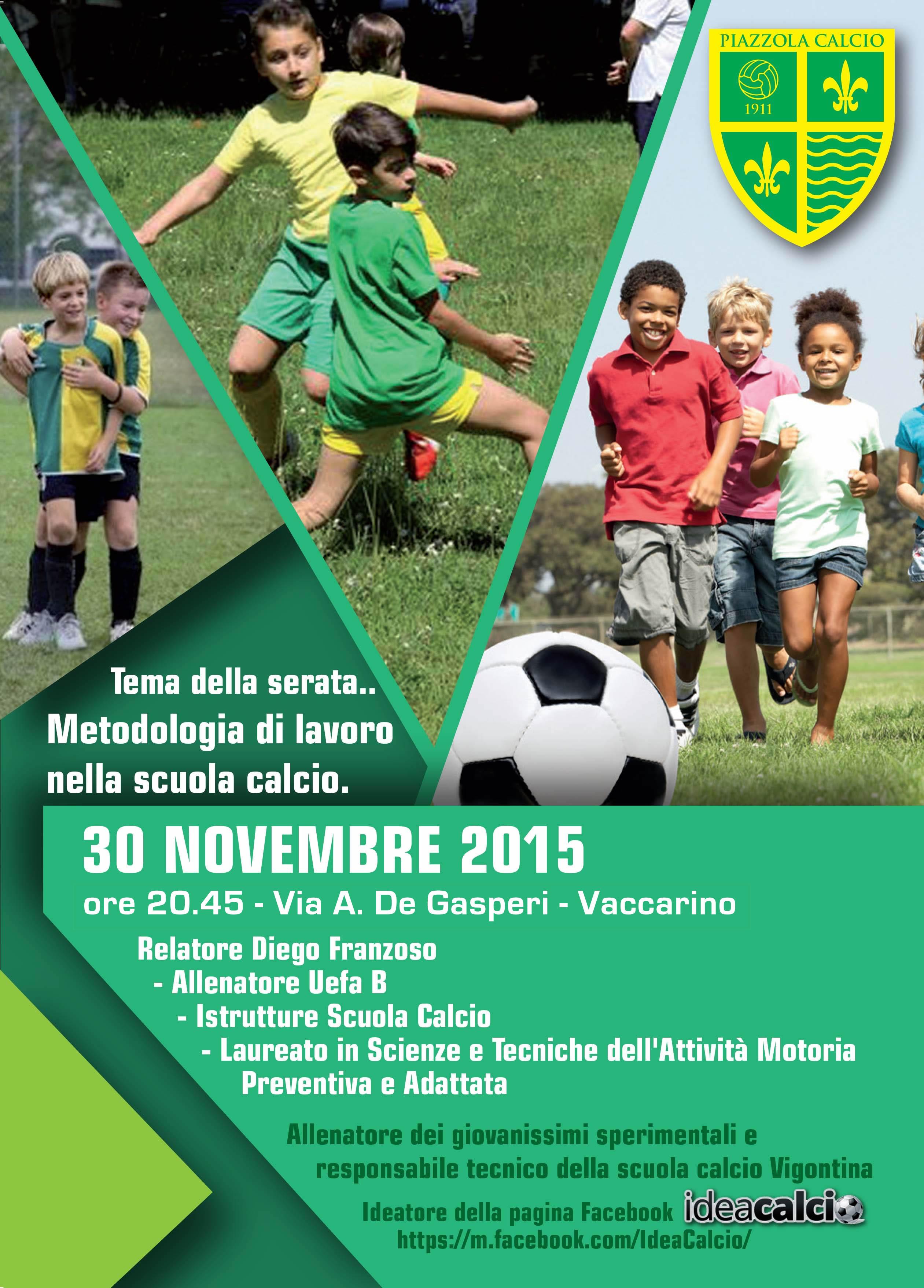 Scuola Calcio Diego Franzoso