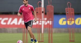 Allenamento Juventus a Vinovo