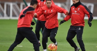 Liverpool-Training