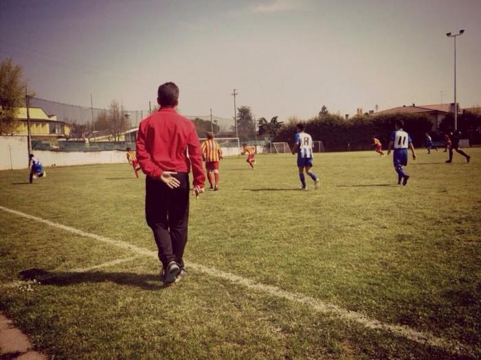 Luca, un allenatore.....dall'altro capo del mondo ...