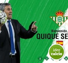 Match Analysis: Giocare alle Spalle della Pressione Avversaria nel Betis di Quique Setièn, di Mattia Casella.